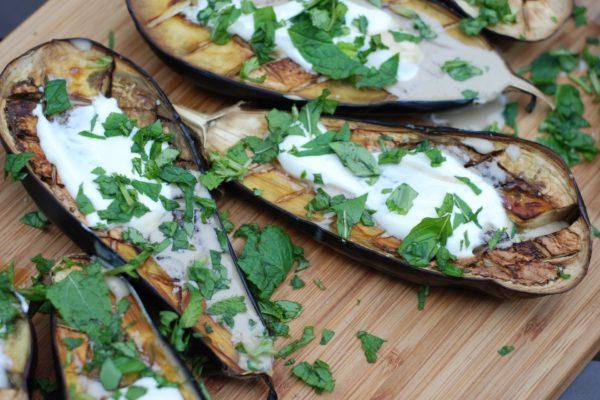 eggplant recipe-συνταγή